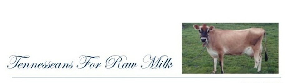 Tennesseans For Raw Milk